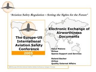 Electronic Exchange of Airworthiness Documents