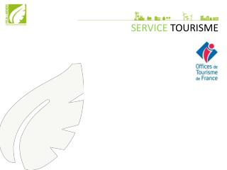 SERVICE  TOURISME