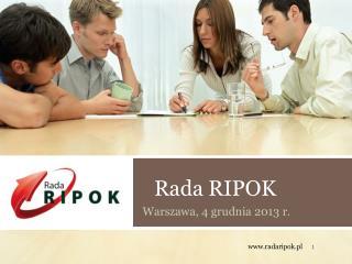 Rada RIPOK