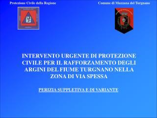 Protezione Civile della Regione
