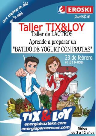Taller TIX&LOY