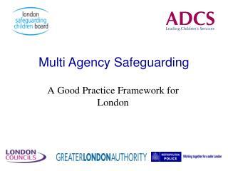 Multi Agency Safeguarding