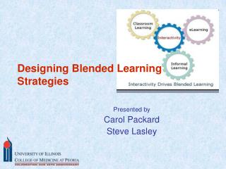 Designing Blended Learning Strategies
