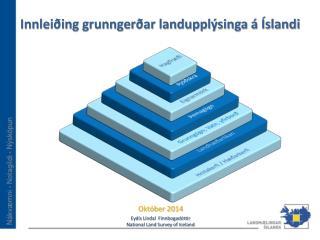 Innleiðing grunngerðar landupplýsinga á Íslandi