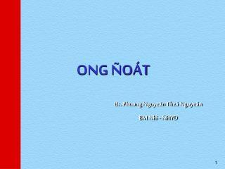 ONG �O�T