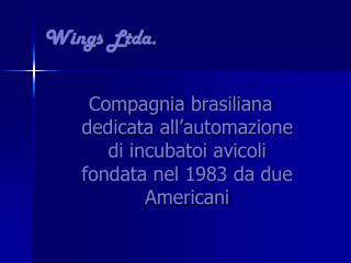 Wings Ltda.