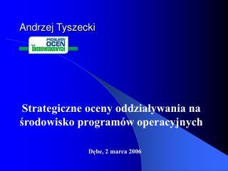 Andrzej Tyszecki