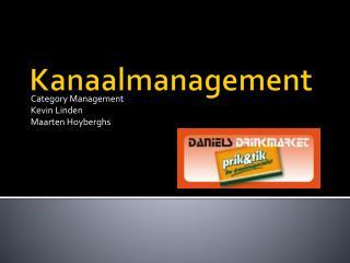 Kanaalmanagement