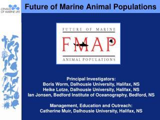Future of Marine Animal Populations
