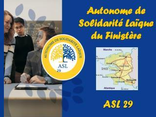 Autonome de Solidarité Laïque du Finistère