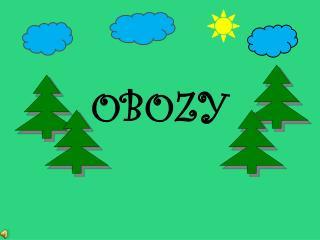 OBOZY
