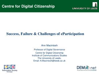 Centre for Digital Citizenship