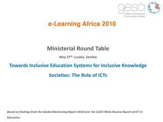 e-Learning Africa 2010