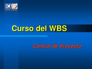 Curso del WBS