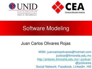 Software Modeling