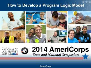 How to Develop a Program Logic Model