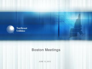 Boston Meetings