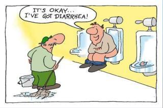 Etymolog ie :  Grieks: diarrhoia  (dia + rhein) Laat Latijn:  diarrhoea Midd el-Engels: diaria