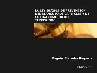 Begoña González Requena