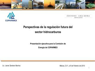 México, D.F., a 9 de Febrero de 2010