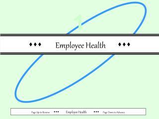 sss         Employee Health        sss