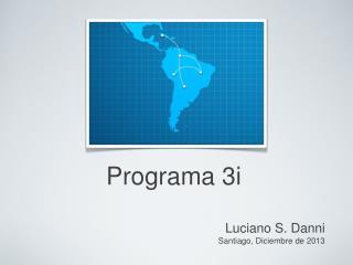 Programa 3i