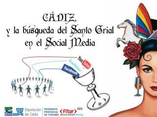 CÁDIZ, y la búsqueda del Santo Grial en el Social  M edia