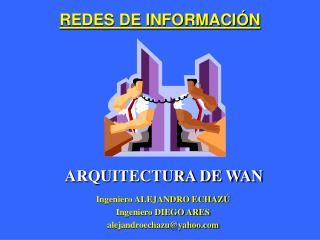 REDES DE INFORMACI�N