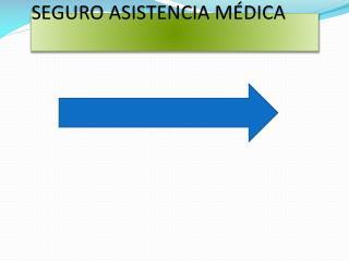 SEGURO ASISTENCIA M�DICA