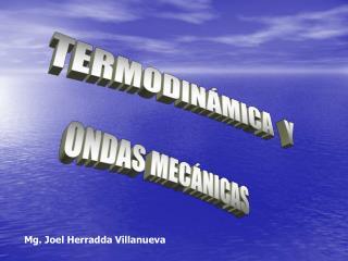 TERMODINÁMICA   Y