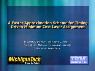 A Faster Approximation Scheme for Timing Driven Minimum Cost Layer Assignment