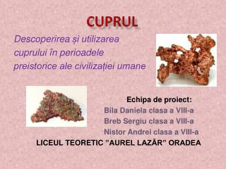 CUPRUL