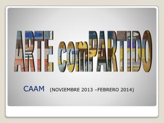 ARTE  comPARTIDO