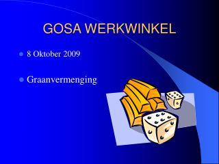 GOSA WERKWINKEL