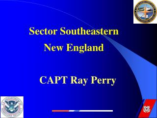 CAPT Ray Perry