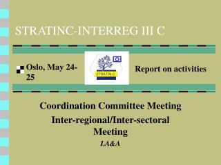 STRATINC-INTERREG III C