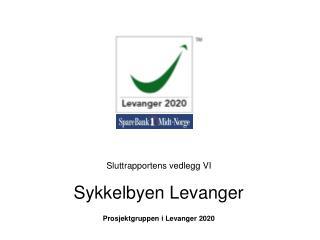Sluttrapportens vedlegg VI Sykkelbyen Levanger