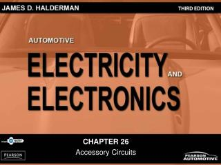 CHAPTER 26 Accessory Circuits