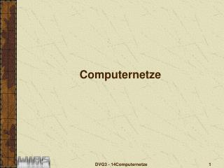 Computernetze