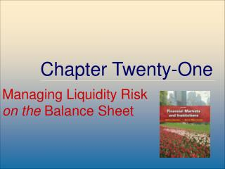 Liquidity Risk Management