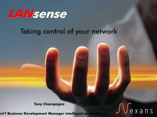 LAN sense