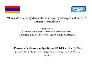 European Conference on Quality in Official Statistics (Q2014)