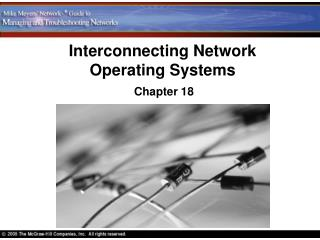 Interconnecting Network Operating Systems