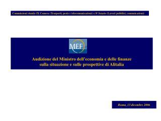 Roma, 13 dicembre 2006