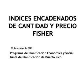 Programa de Planificación Económica y Social  Junta de Planificación de Puerto Rico
