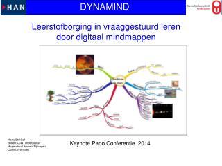 Leerstofborging in vraaggestuurd leren  door digitaal mindmappen