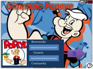 Gimnasio Popeye