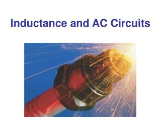Inductance and AC Circuits