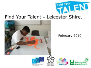 Find Your Talent  –  Leicester Shire.