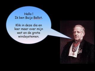 Wet van Buys  Ballot .